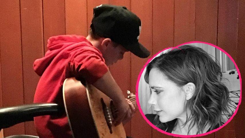 "Bieber-Nachfolger? Cruz Beckham rührt mit ""Home To Mama"""