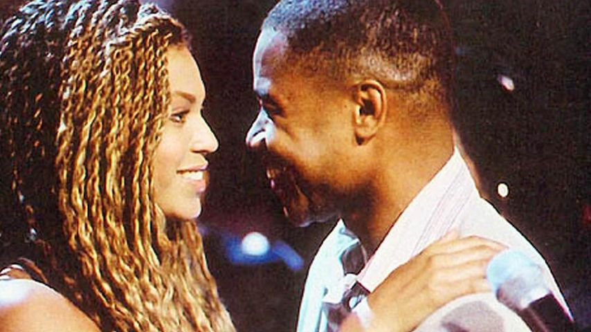 Beyoncé und Cuba Gooding Jr.