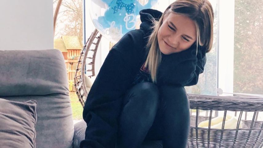 Süßer Schnappschuss: Dagi Bee vernarrt in Paola Marias Sohn