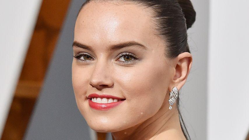 Dank Star Wars: Wird Daisy Ridley die neue Angelina Jolie?