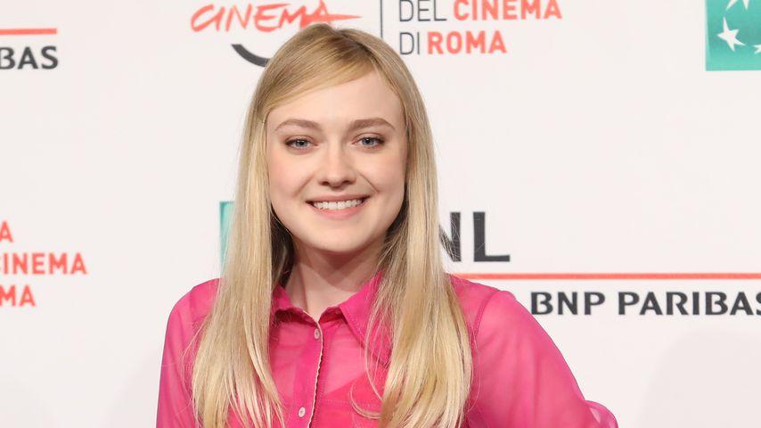 """Dakota Fanning beim """"Rom Film Festival"""" 2017"""