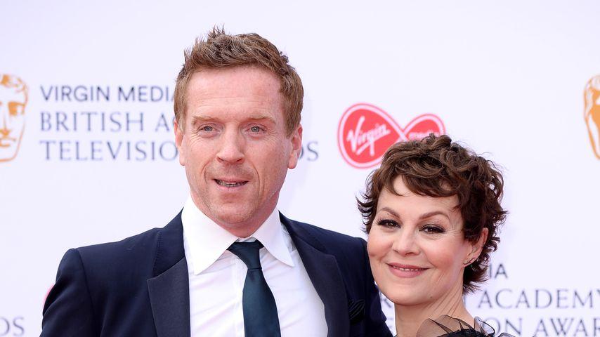 Damian Lewis und seine Frau Helen McCrory
