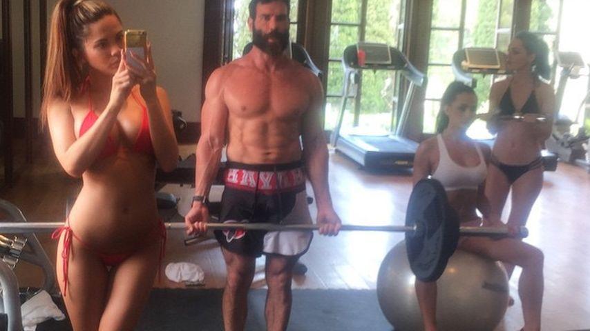 Fitness-Fail! Mega-Macho Dan Bilzerian von Fans verspottet