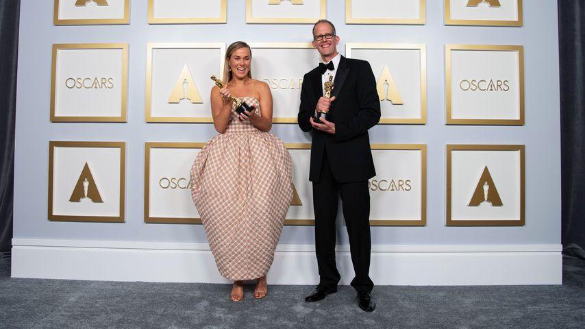 Dana Murray und Pete Docter, Oscar-Gewinner 2021