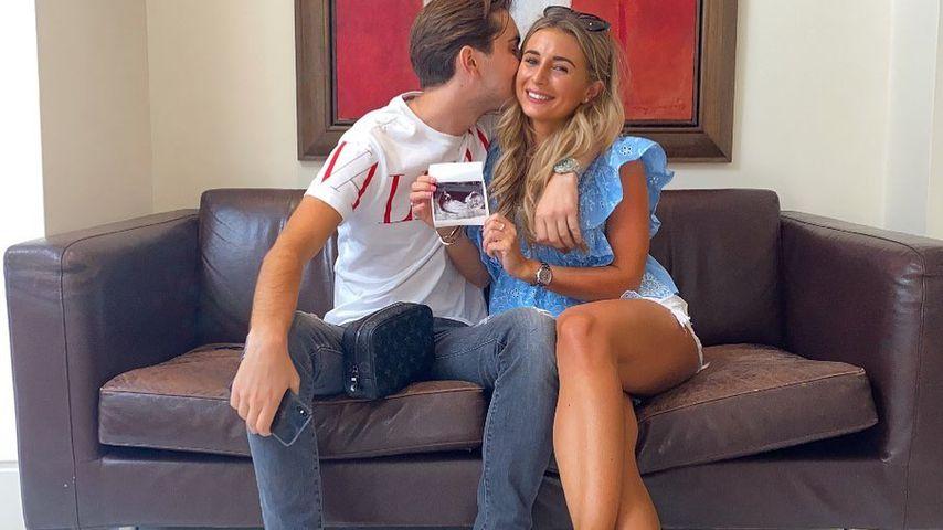 """""""Love Island""""-Berühmtheit Dani Dyer erwartet ihr erstes Kind"""