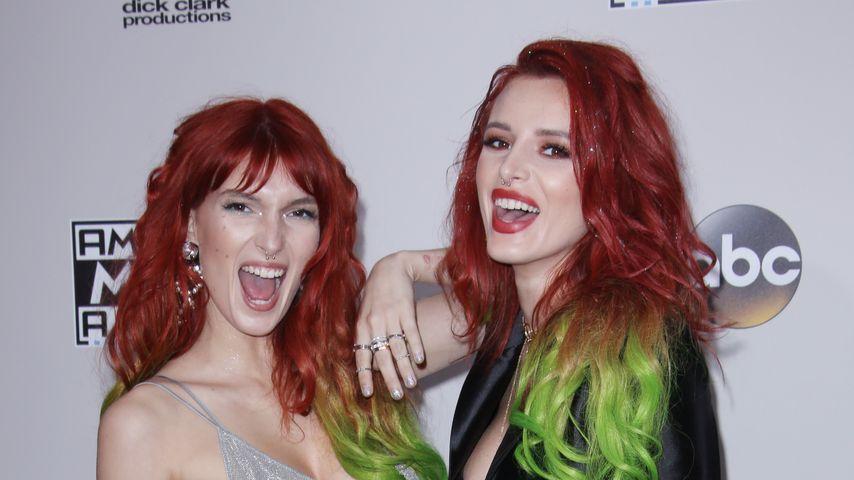 Doppeltes Lottchen: Hat Bella Thorne etwa einen Zwilling?