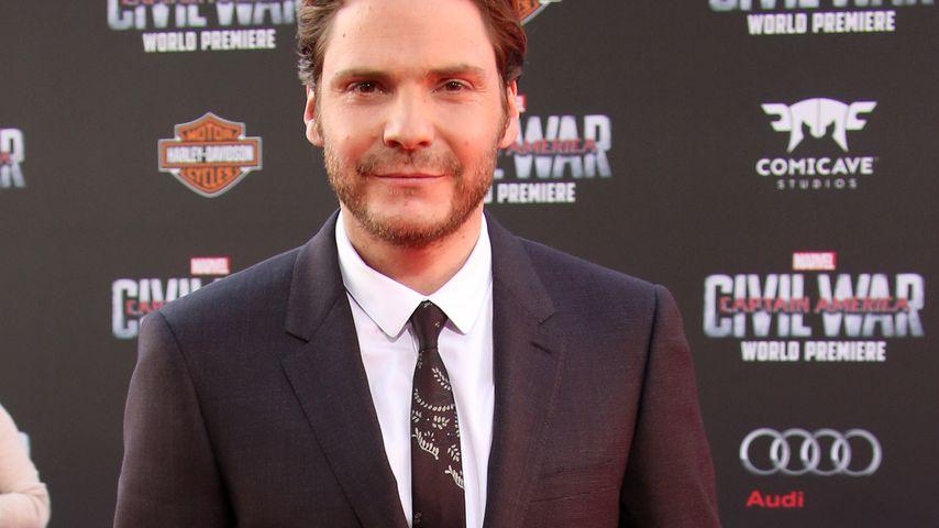 "Daniel Brühl bei der ""Captain America""-Premiere"