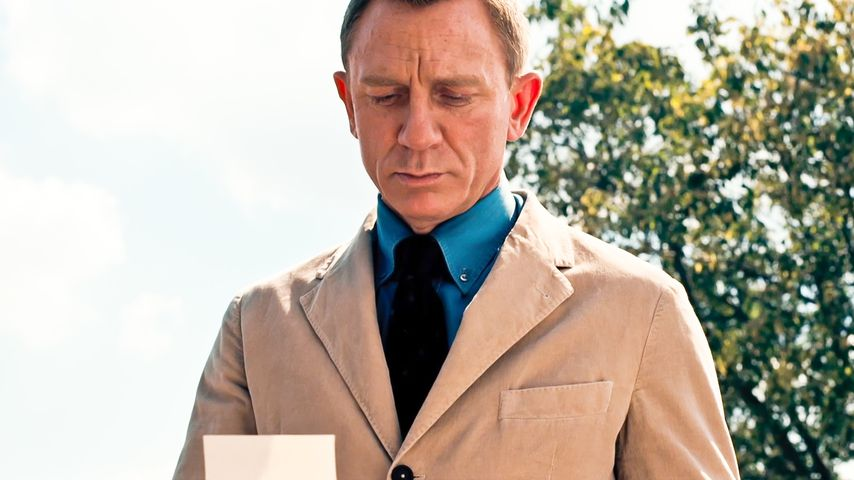 """Daniel Craig als James Bond in """"Keine Zeit zu sterben"""""""