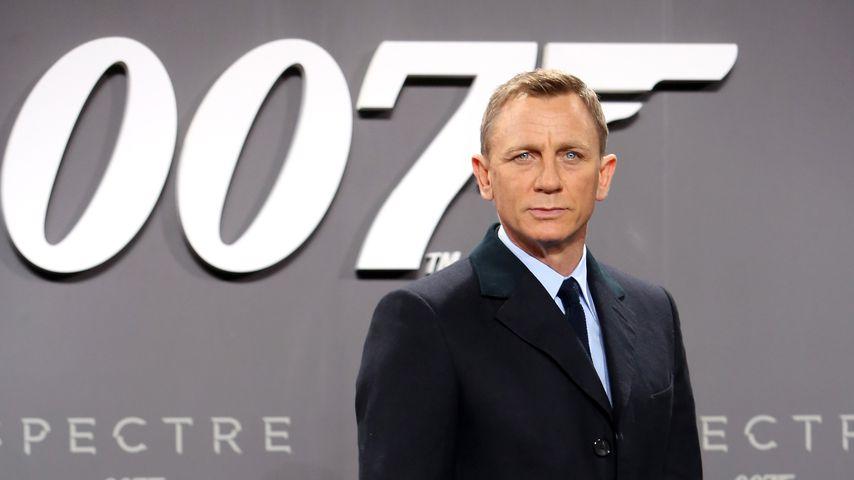 Daniel Craig, Oktober 2015