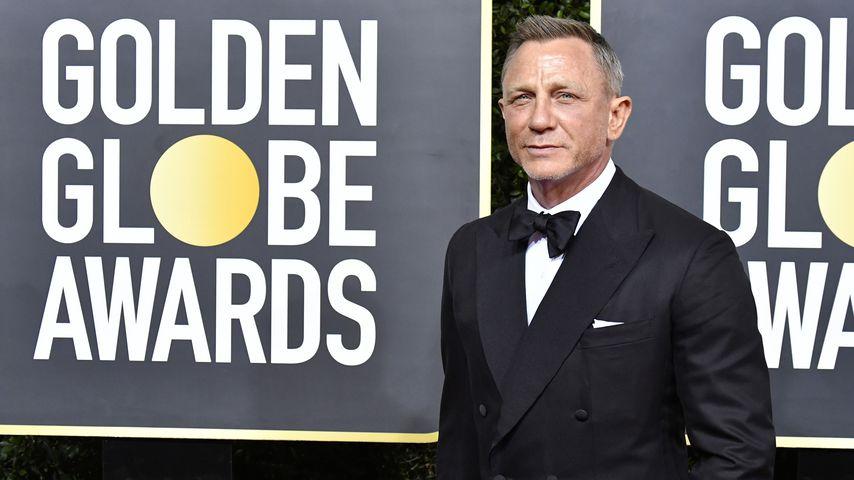 Daniel Craig bei den Golden Globe Awards