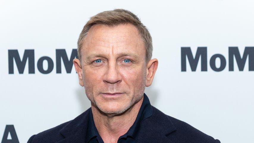 Daniel Craig im März 2020