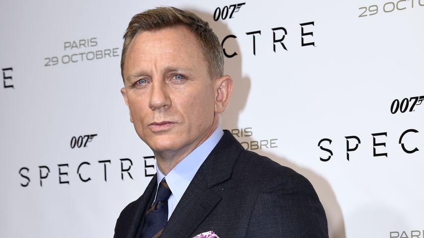 """Daniel Craig bei der Frankreich-Premiere von """"Spectre"""""""