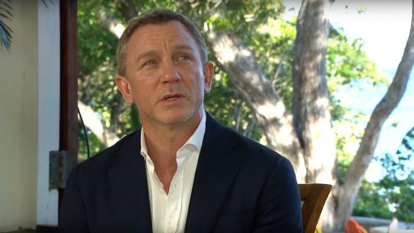 Daniel Craig verletzt sich bei