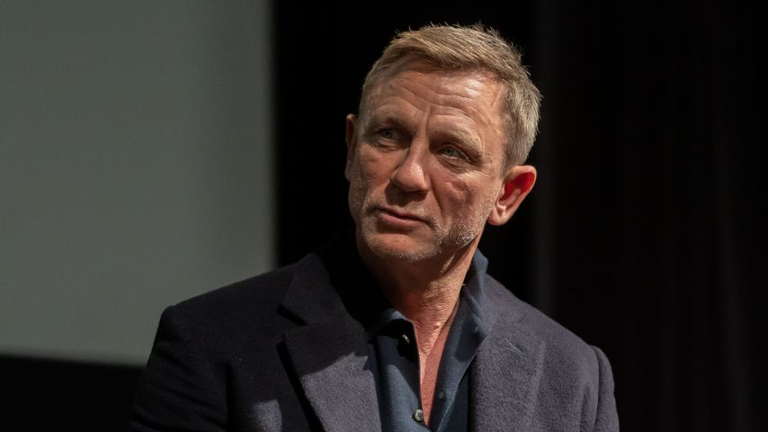 "Daniel Craig, ""James Bond""-Star"