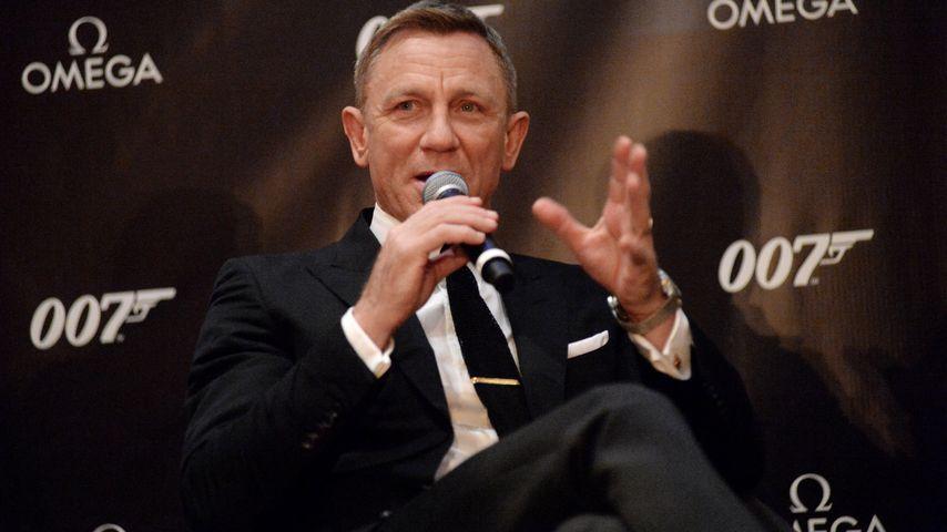 Daniel Craig im Dezember 2019