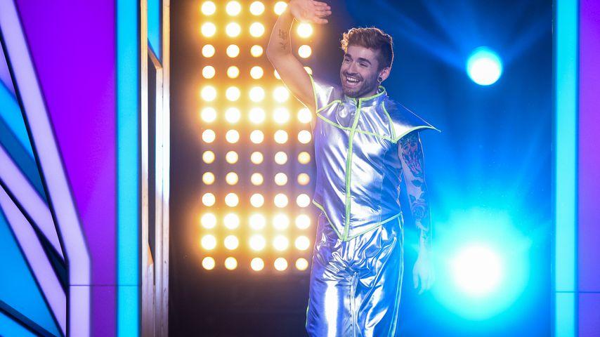 """Daniel Küblböck bei """"Let's Dance"""" 2015"""