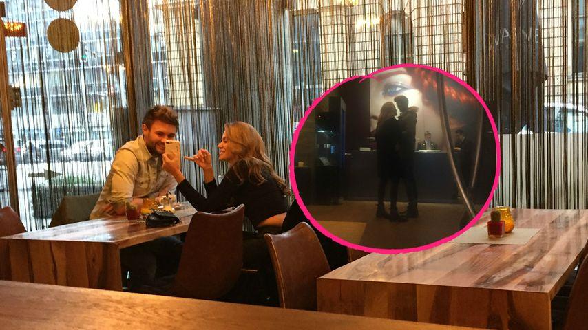 Foto-Beweis: Bachelorette Nadine & Daniel Lott hatten Date!