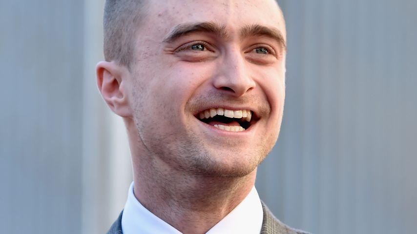 """Offline happy! Daniel Radcliffe braucht """"Social Media"""" nicht"""
