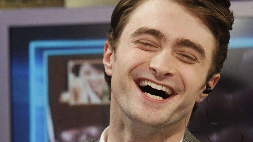 Daniel Radcliffe dreht eine romantische Komödie