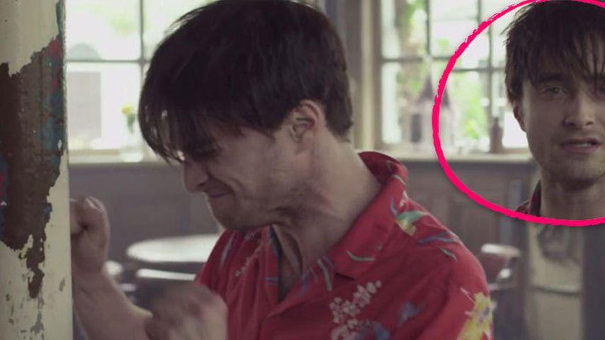 Daniel Radcliffe total betrunken im Musikvideo