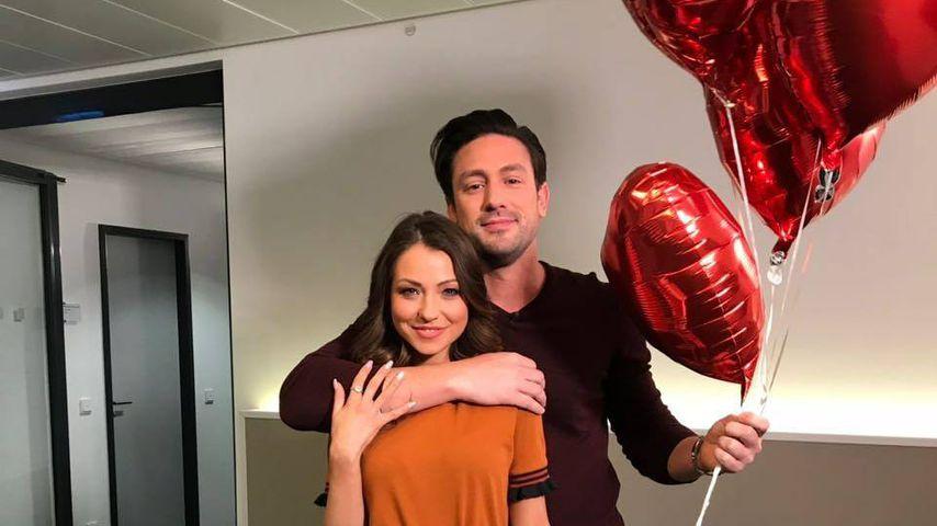 Wie süß: Das erste Paar-Foto von Bachelor Daniel & Kristina!