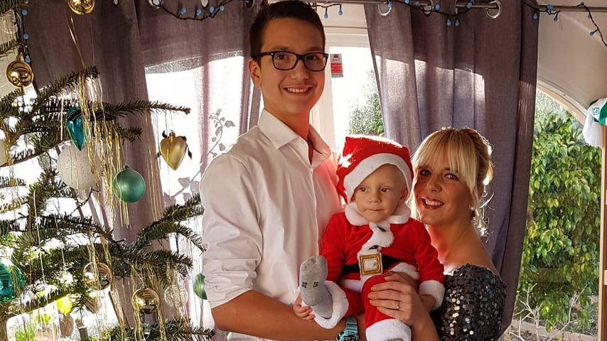An Weihnachten dachte Daniela Büchner ständig an Jens (†)!