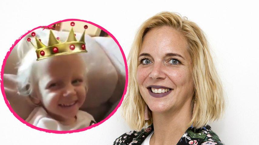 Nach Jens Büchners Tod: Dannis Tochter Jenna strahlt wieder!