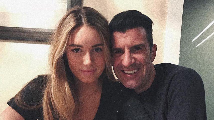 Sextape-Skandal: Luís Figos Tochter (18) in Schmuddelfilm?