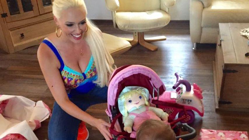 Daniela Katzenberger mit Tochter Sophia