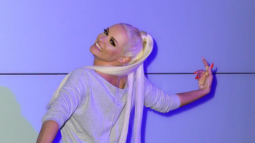 Daniela Katzenberger im Oktober 2019