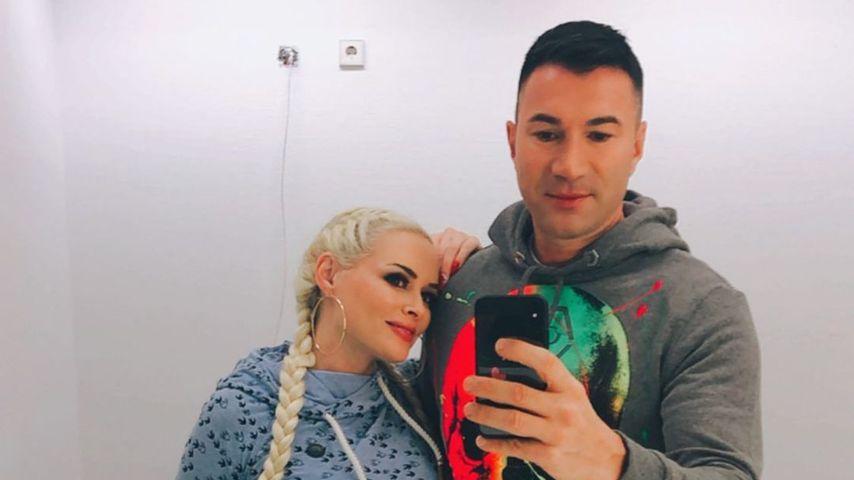 Daniela Katzenberger und Lucas Cordalis im November 2020
