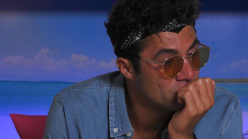 "Danilo im ""Love Island""-Sprechzimmer"