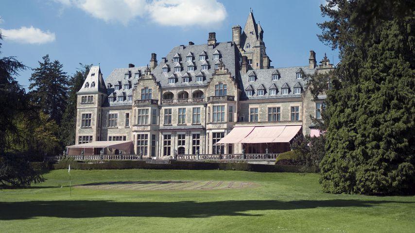 Das Schlosshotel Kronberg in Hessen
