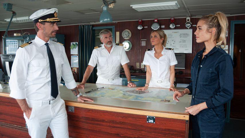 """Eine Szene aus """"Das Traumschiff: Seychellen"""""""