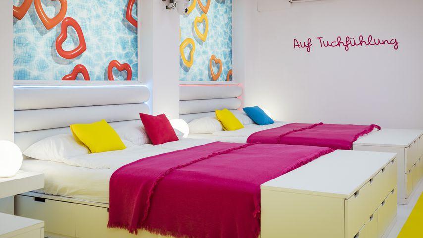 """Das Schlafzimmer der """"Love Island""""-Villa 2020"""