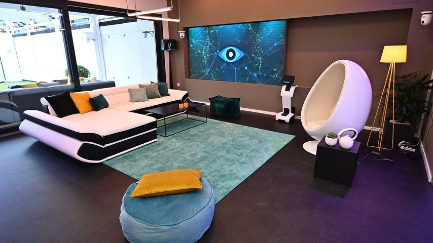 """Das Wohnzimmer im """"Big Brother""""-Haus 2020"""