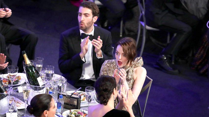 Emma Stone im Liebes-Glück: Datet sie Regisseur Dave McCary?