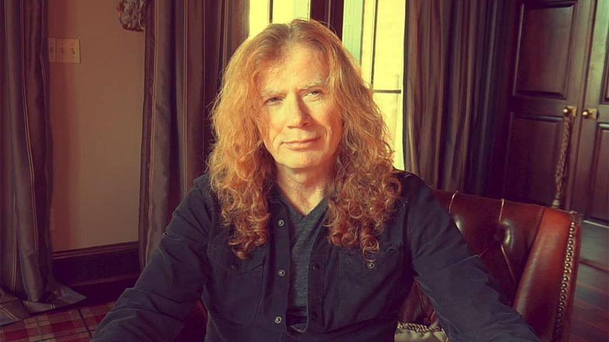 Dave Mustaine: Megadeth-Frontmann spricht über Krebsleiden