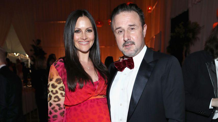 Baby Nummer 2: David Arquettes Frau ist wieder schwanger!