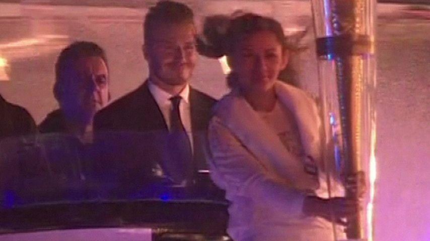 So rasant war David Beckhams Olympia-Auftritt!