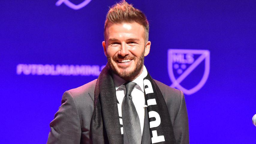 Englands 6:1-Triumph: Kicker-Star David Beckham ganz gerührt