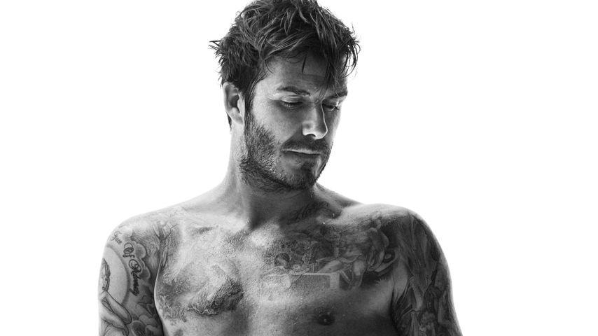 David Beckham auf einem H&M-Plakat