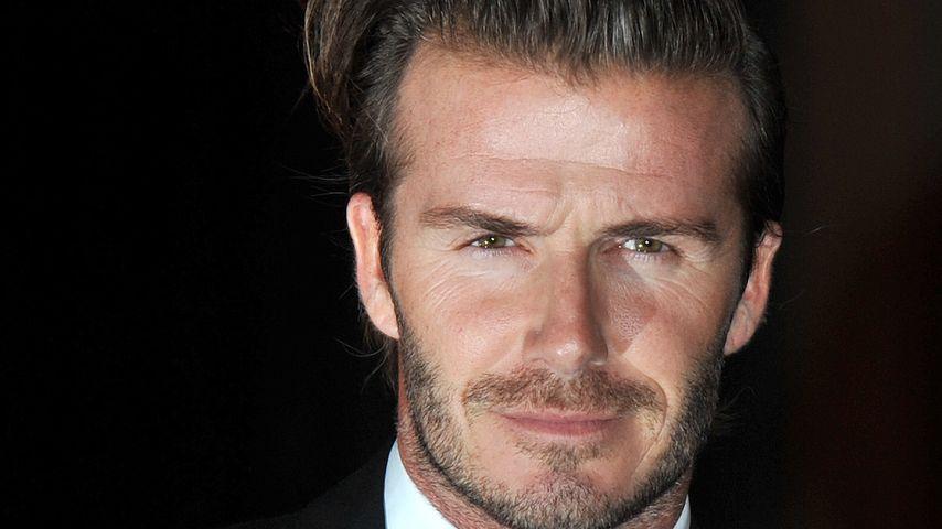 David Beckham lässt besten Freund total im Stich!
