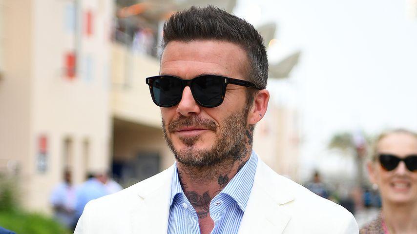 David Beckham, Ex-Profifußballer