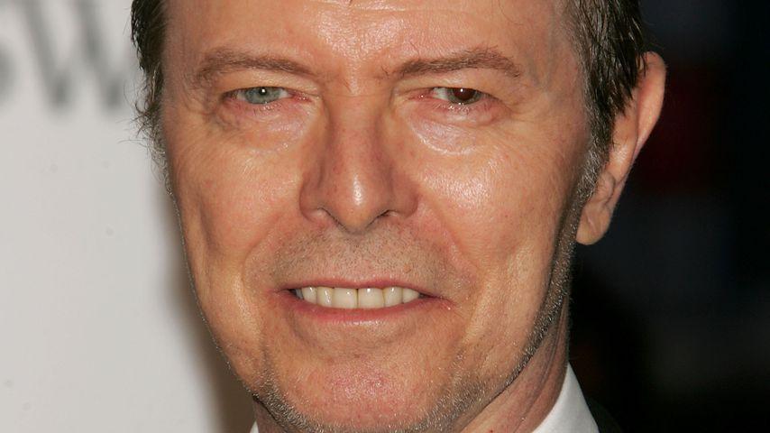 David Bowie bei den CFDA Fashion Awards