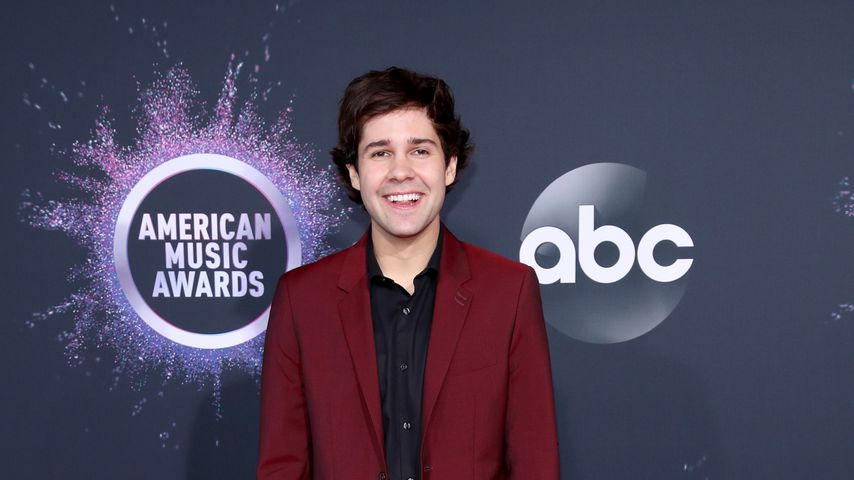 David Dobrik bei den American Music Awards 2019
