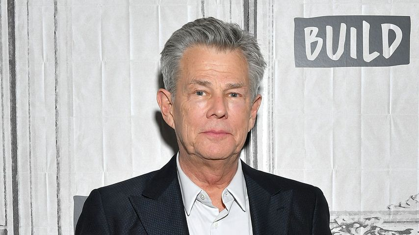 David Foster im April 2018
