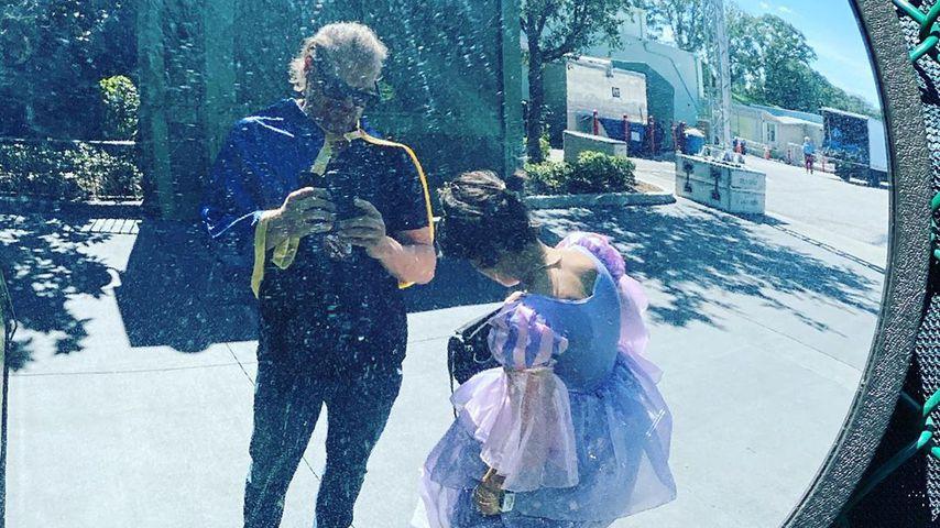 David Harbour und Lily Allen im Oktober 2019