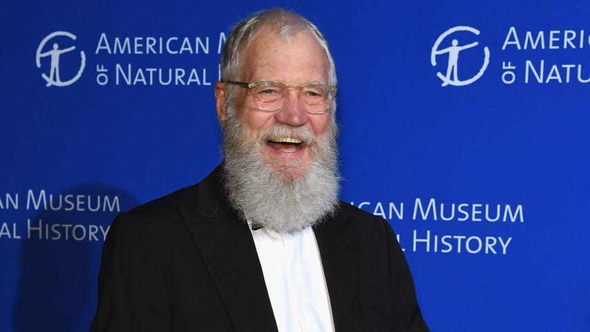 David Letterman im November 2017