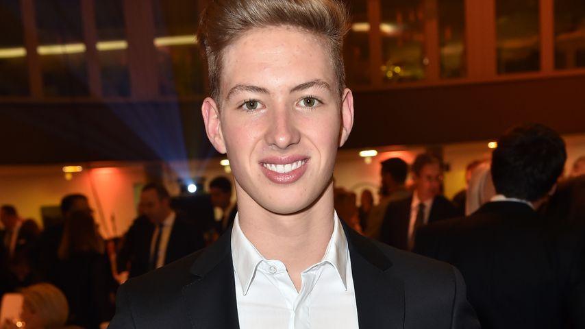 David Schumacher im Dezember 2018